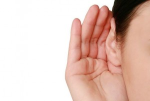 hand-at-ear